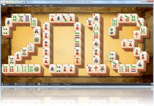 MahJong Suite - 2013 screenshot