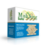 MahJong Suite Solitaire box