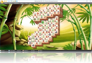 MahJong Suite - Christmas Stocking screenshot