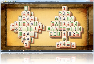 MahJong Suite - Diamond and Spade screenshot