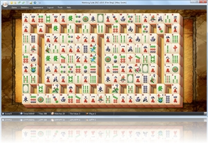 MahJong Suite - Film Strip screenshot