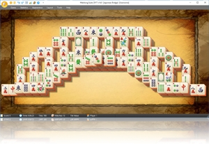 MahJong Suite - Japanese Bridge screenshot