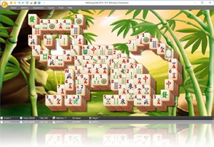 MahJong Suite - Monkey screenshot