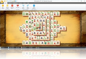 MahJong Suite - New Silver Flat skin screenshot