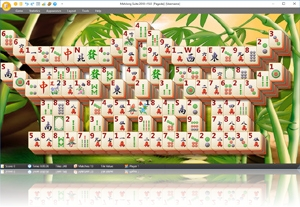 MahJong Suite - Pagoda screenshot