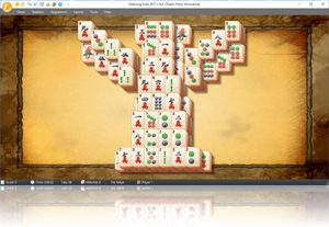 MahJong Suite - Totem Pole screenshot