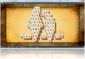 MahJong Suite - Two Parakeets screenshot