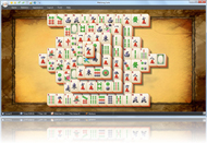 Play MahJong Solitaire Games!