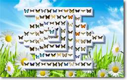 MahJong Suite - Butterflies theme