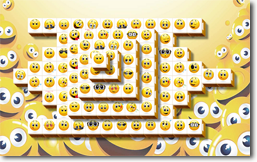 MahJong Suite - Emoticons theme