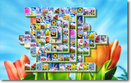 MahJong Suite - Flowers theme