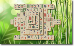 MahJong Suite - Green Bamboo theme