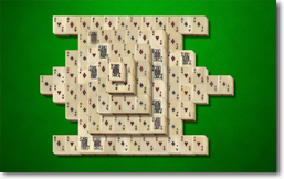 MahJong Suite - Playing Cards theme