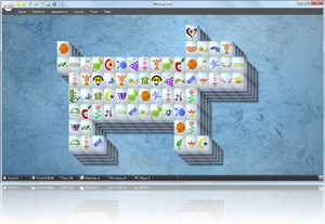 MahJong Suite - Puppy Layout Screenshot