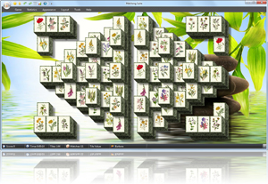 MahJong Suite - Frame Layout Screenshot