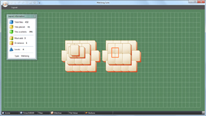 MahJong Suite built-in layout editor